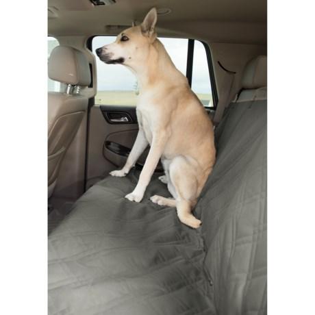 "Pet Voyage Car Seat Cover - 55x48"""