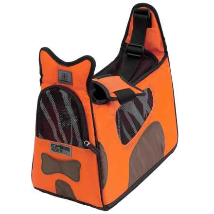 PetEgo Boby Bag Dog Carrier in Orange/Brown - Closeouts