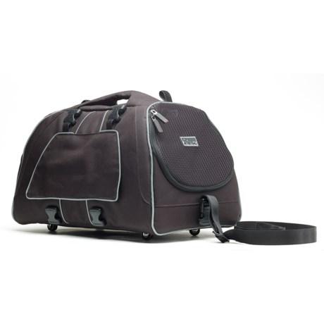 PetEgo Rolling Jet Set Bag Pet Carrier with Wheels