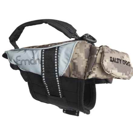 PetEgo Salty Dog Life Jacket - XX-Small in Camouflage - Closeouts