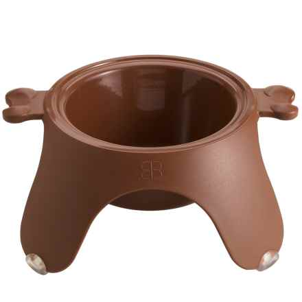 PetEgo Yoga Bowl - Large in Brown - Closeouts