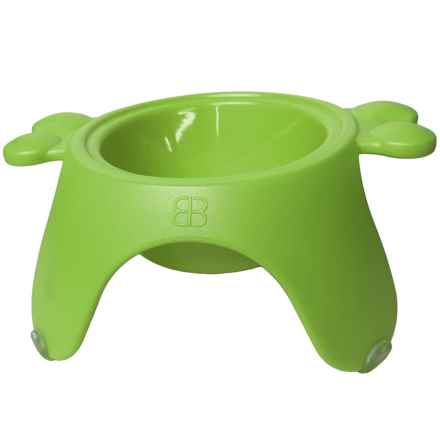PetEgo Yoga Bowl - Medium in Green - Closeouts