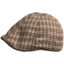 Peter Grimm Grimes Driver Hat (For Men) in Brown - Closeouts