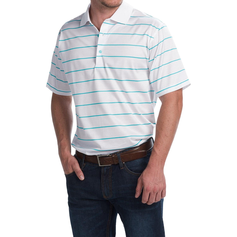 Peter millar alex polo shirt for men save 57 for Peter millar polo shirts