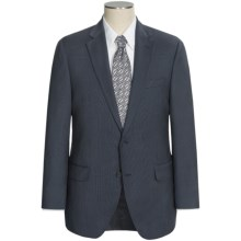 Peter Millar Glen Plaid Suit - Wool (For Men) in Navy - Closeouts