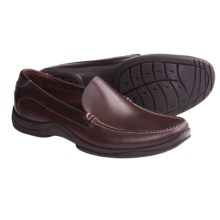 Peter Millar Gunning Leather Venetian Moccasins (For Men) in Brown - Closeouts