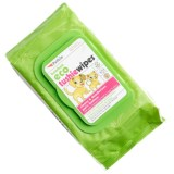 Petkin Bamboo TushieWipes Pet Wet Wipes - 80 Count