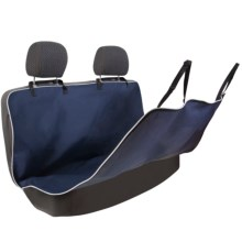 Petmate Basic Vehicle Hammock Seat Cover in Navy Blue - Closeouts