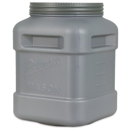 Petmate Mason Jar Food Storage Container 40 lb.