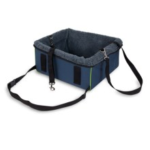 Petmate Vehicle Booster Seat - Small in Navy Blue - Closeouts