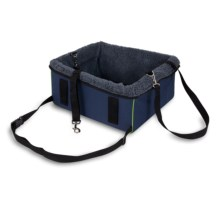 Petmate Vehicle Dog Booster Seat - Medium in Navy Blue - Closeouts