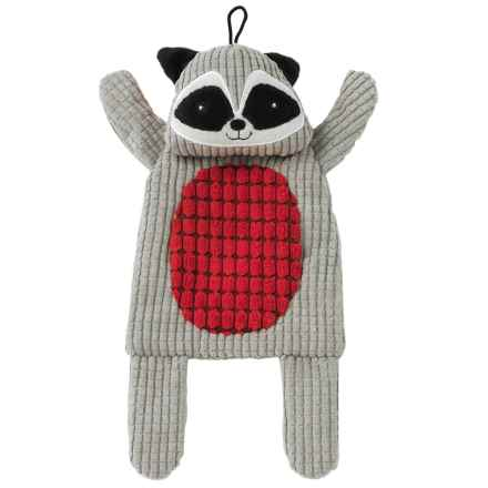 PetRageous ForestRageous Dog Toy in Racoon - Closeouts