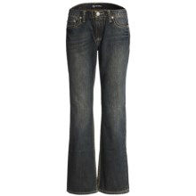 Petrol Bekah Denim Jeans - Mid Rise, Relaxed Fit, Bootcut (For Women) in Medium Wash - Closeouts