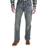 Petrol Blake Jeans - Regular Straight Fit (For Men)