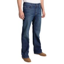 Petrol Everett Jeans - Regular Fit, Bootcut (For Men) in Medium Wash - Closeouts