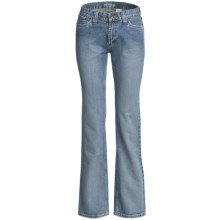 Petrol Heartbreaker 5-Pocket Jeans - Mid Rise, Bootcut (For Women) in Medium Wash - Closeouts