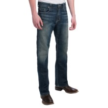 Petrol Lief Regular Fit Jeans - Bootcut (For Men) in Medium Wash - Closeouts