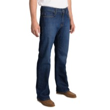 Petrol Rhodes Jeans - Regular Fit, Bootcut (For Men) in Dark Wash - Closeouts