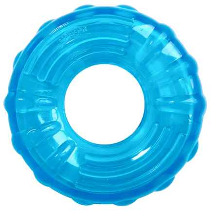 Petstages ORKA Tire Chew Dog Toy in Blue - Closeouts