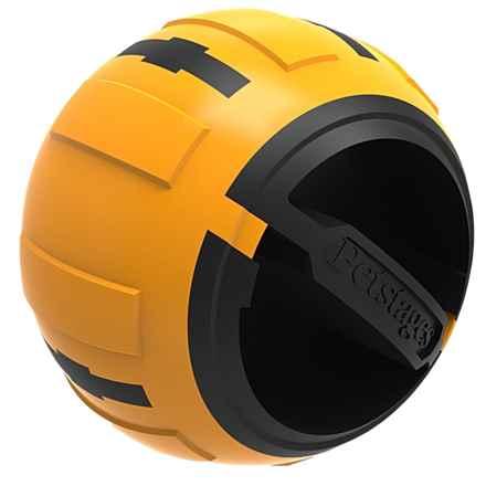 Petstages Rebound Ball Dog Toy in Orange - Closeouts