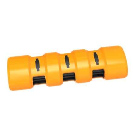 Petstages Rebound Baton Dog Toy in Orange - Closeouts