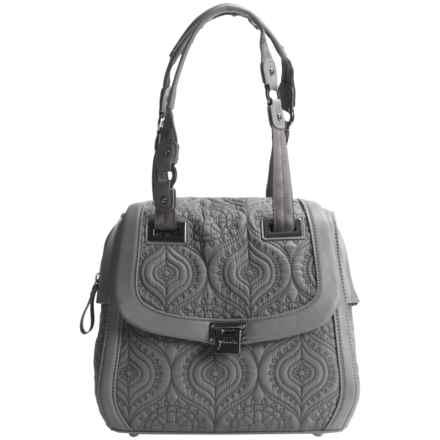 Petunia Pickle Bottom Bauhaus Bowler Handbag (For Women) in Graphite - Closeouts