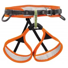 Petzl Hirundos Climbing Harness (For Men and Women) in Orange - Closeouts