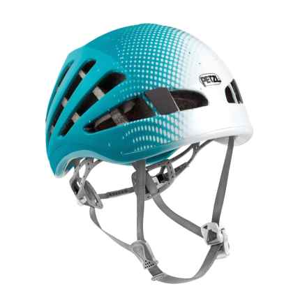 Petzl Meteor Climbing Helmet (For Men and Women) in Turquoise - Closeouts