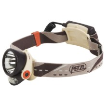 Petzl Myolite Hybrid Headlamp - Xenon/3-LED in Tan - Closeouts
