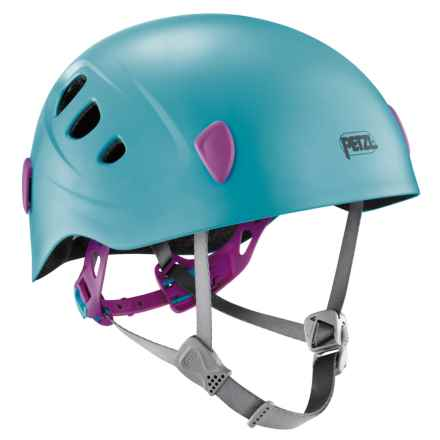 Petzl Picchu Climbing Helmet (For Kids) in Blue - Closeouts