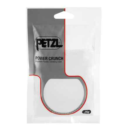 Petzl Power Crunch Chalk - 25g in White - Closeouts