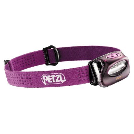 photo: Petzl Tikka 2 headlamp