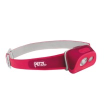 Petzl Tikka+ LED Headlamp in Rose - Closeouts