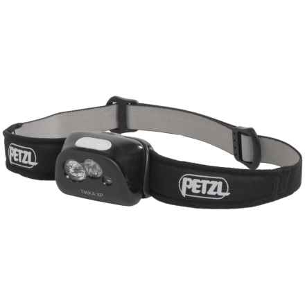 Petzl Tikka® XP LED Headlamp - 180 Lumens in Black - Closeouts