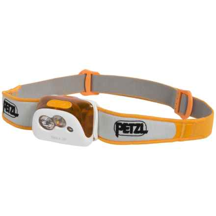 Petzl Tikka® XP LED Headlamp - 180 Lumens in Tumeric - Closeouts