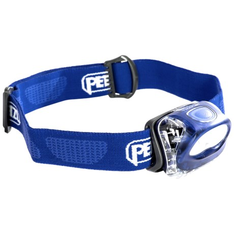 Petzl Tikkina II LED Headlamp in Blue