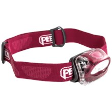 Petzl Tikkina II LED Headlamp in French Rose - Closeouts