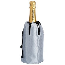 Peugeot Champcool Chilling Sleeve in Silver Damask - Closeouts