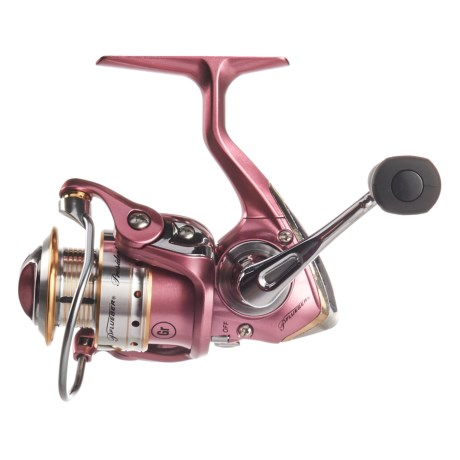 Pflueger Lady President 6925LX Spinning Reel (For Women) in See Photo