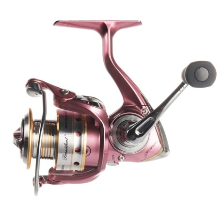 Pflueger Lady President 6930LX Spinning Reel (For Women)