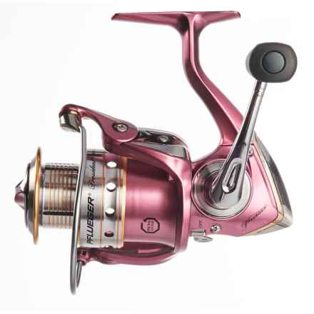 Pflueger Lady President 6935LB Spinning Reel in See Photo - Closeouts