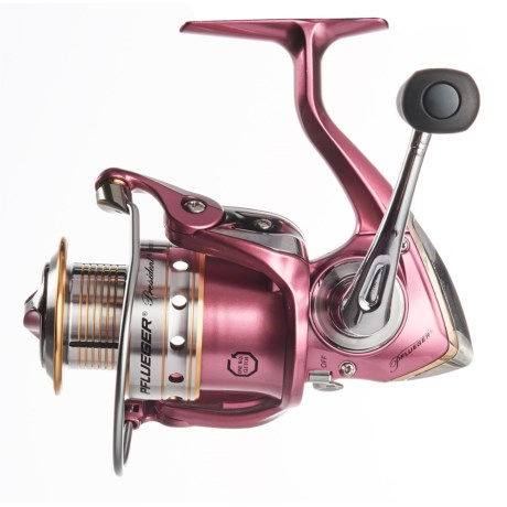 Pflueger Lady President 6935LB Spinning Reel in See Photo
