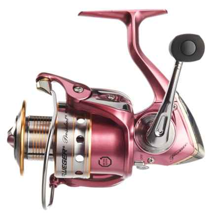 Pflueger Lady President 6940LB Spinning Reel in See Photo - Closeouts