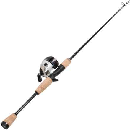 Pflueger Lady Trion Rod and Reel Spincast Combo - 2-Piece, 6', Medium in See Photo - Closeouts