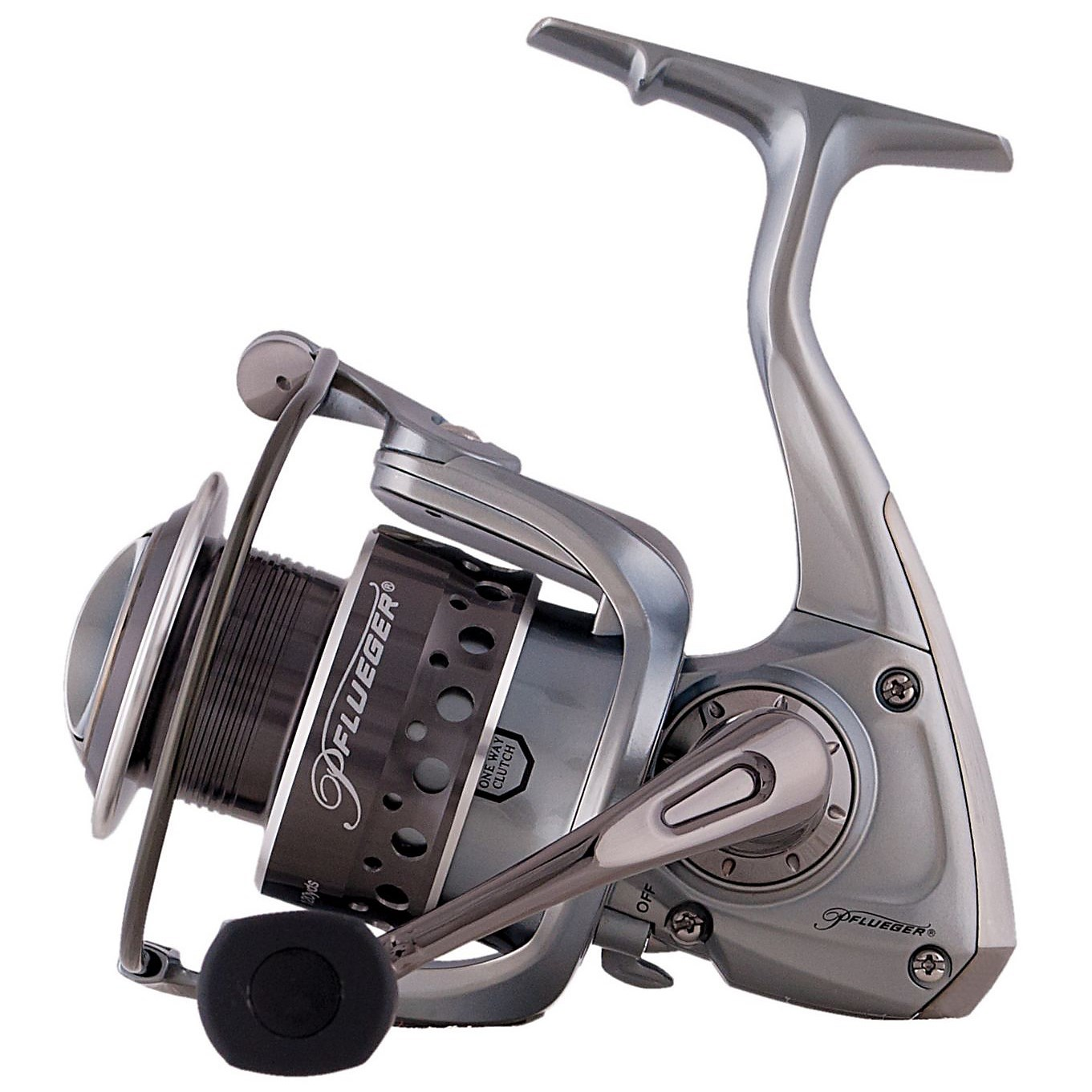 Pflueger purist spinning rod and reel combo 9739u save 30 for Pflueger fishing rods