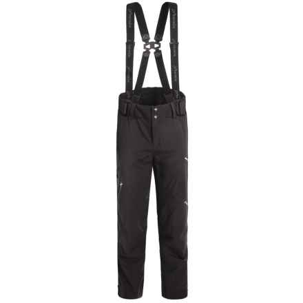 Phenix 2015 Lyse Salopette Ski Pants  - Waterproof, Insulated (For Men) in Black - Closeouts