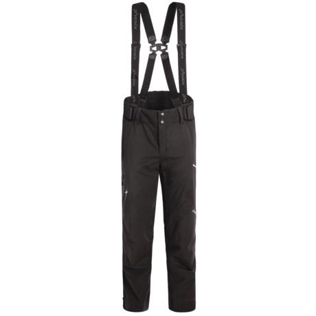 Phenix 2015 Lyse Salopette Ski Pants  - Waterproof, Insulated (For Men) in Black