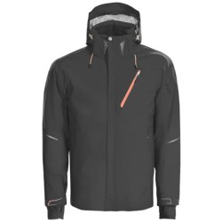 Phenix Airfraim PrimaLoft® Jacket - Waterproof (For Men) in Black/Red