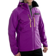 Phenix Alpine Team Jacket - Soft Shell (For Men) in Purple 2 - Closeouts