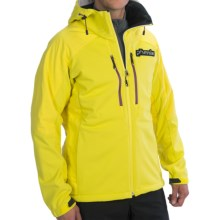 Phenix Alpine Team Jacket - Soft Shell (For Men) in Yellow - Closeouts